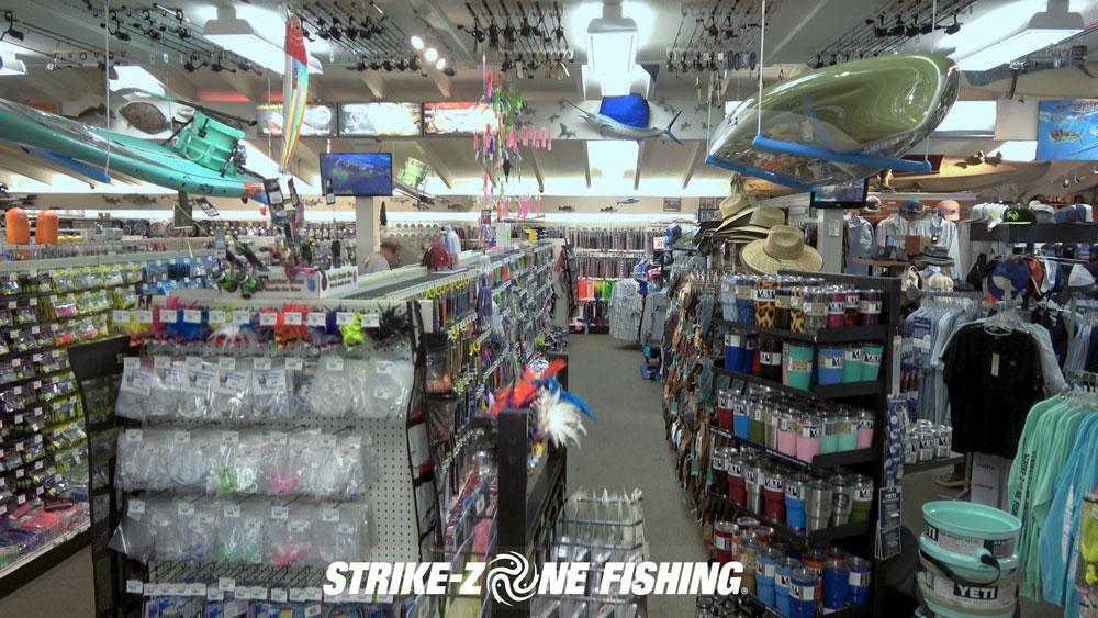 Strike-Zone Fishing
